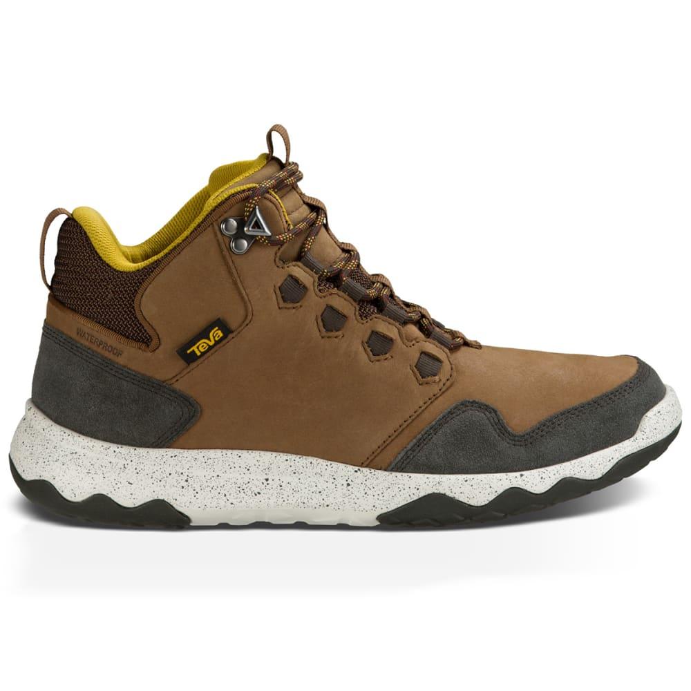 ec4a3c26067f TEVA Men  39 s Arrowood Lux Mid Waterproof Chukka Boots