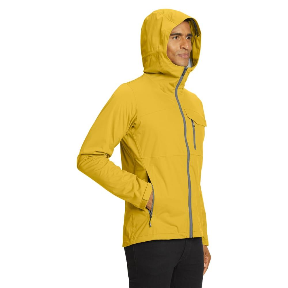 NAU Men's Rebound Jacket - CHARTREUSE