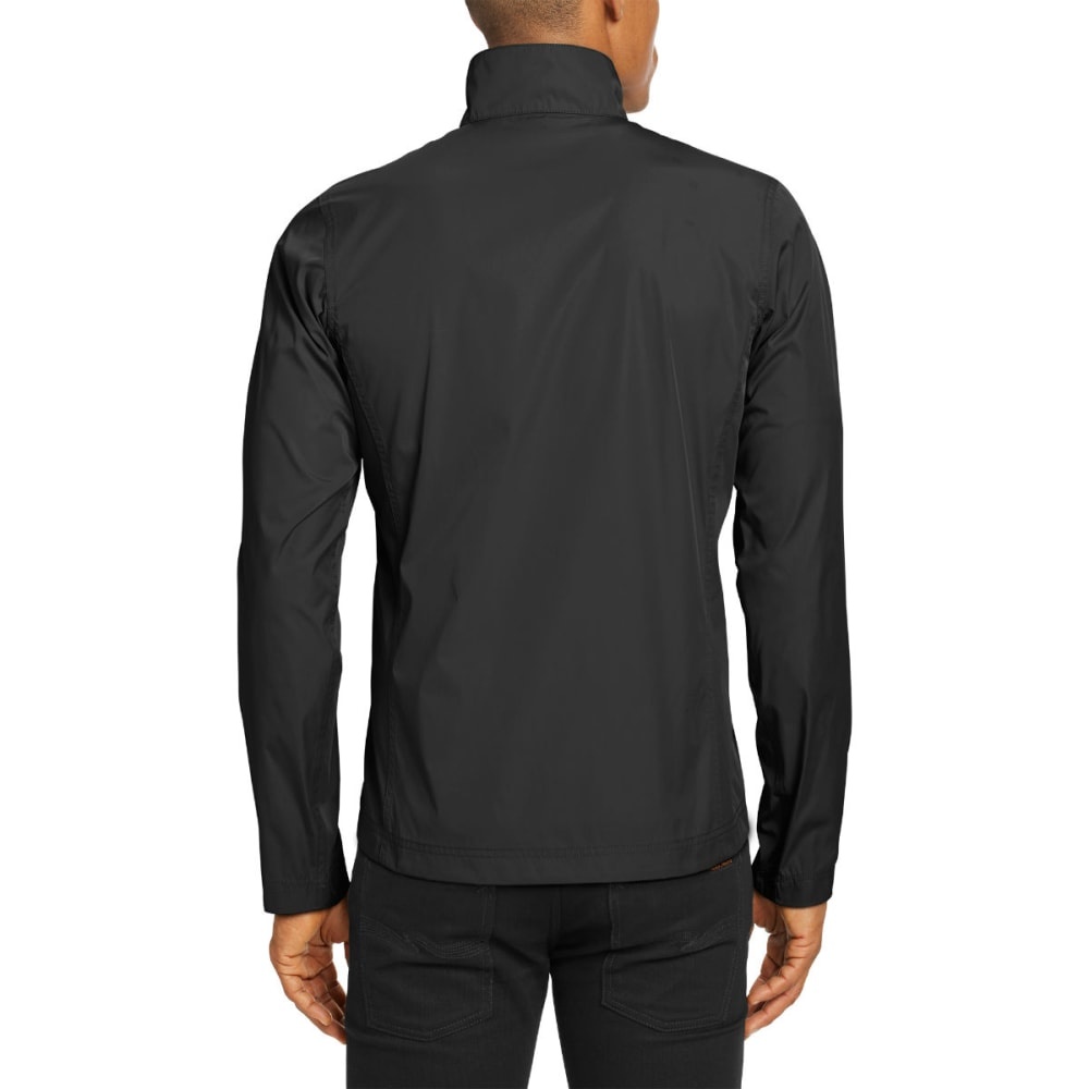 NAU Men's Reverb Jacket - CAVIAR