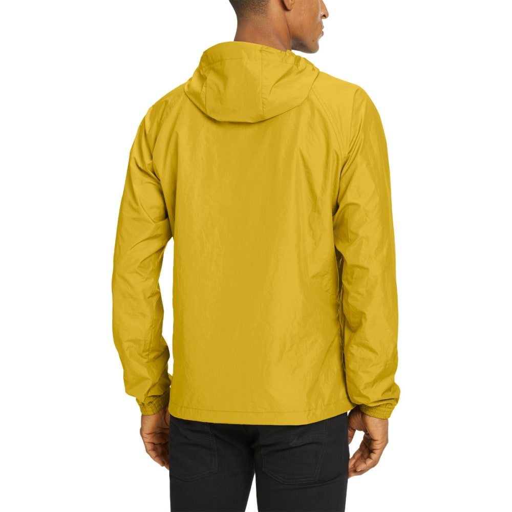 NAU Men's Slight Pullover - CHARTREUSE