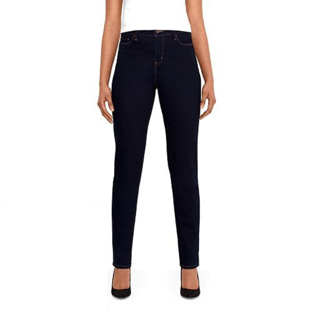 LEVIS Women's Mid Rise Skinny Jeans, Long Length - 0116-SOULFUL DARK