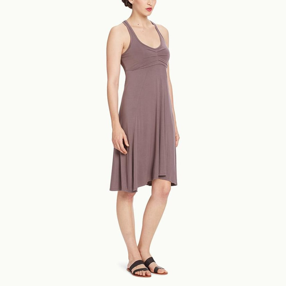NAU Women's Compleat Dress - SPARROW