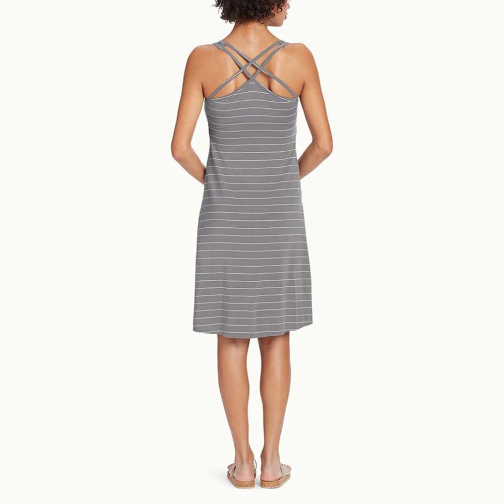 NAU Women's Compleat Striped Dress - CAPE STRIPE