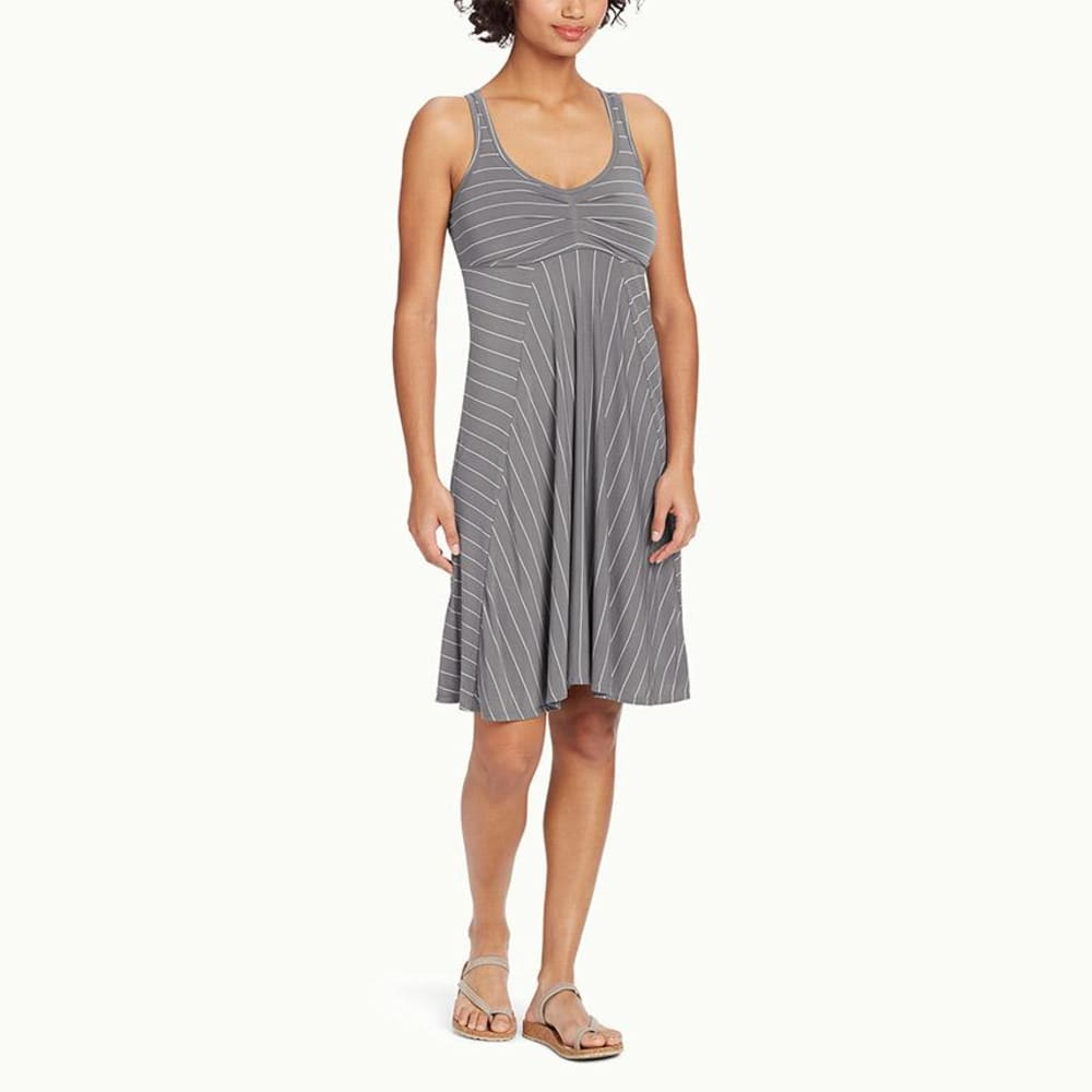 NAU Women's Compleat Striped Dress - CAPE STRIPE