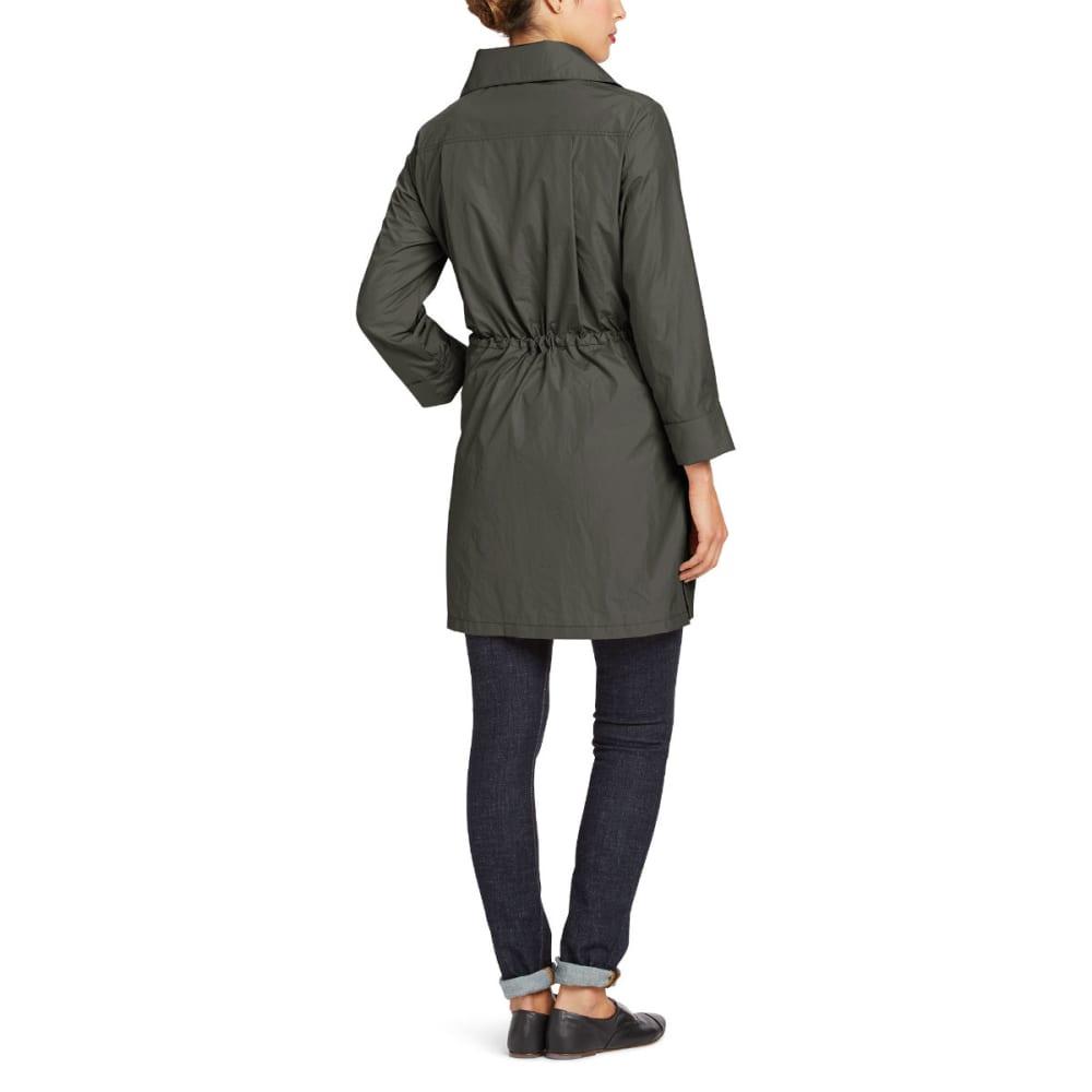 NAU Women's Slight Shirt Dress - TARMAC