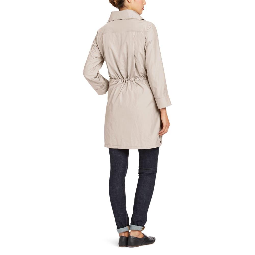 NAU Women's Slight Shirt Dress - SANDSTONE