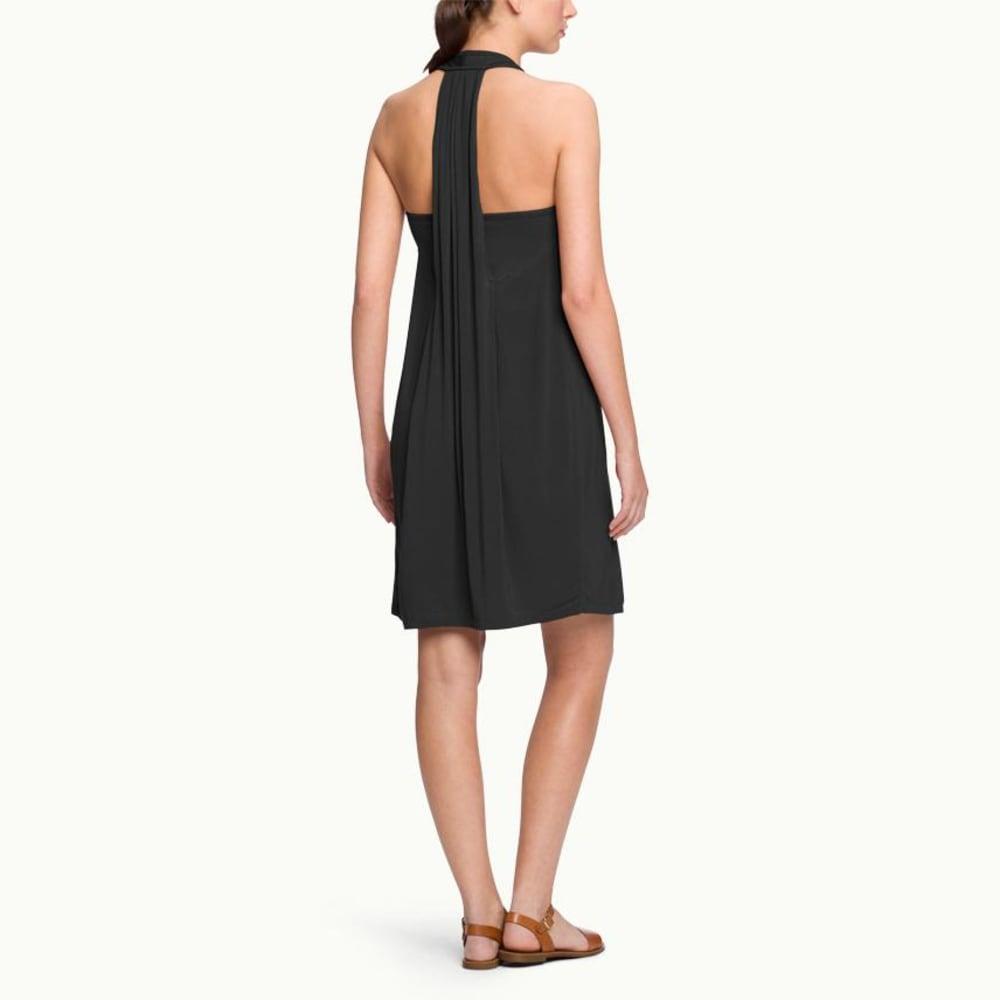 NAU Women's Repose Tank Dress - CAVIAR