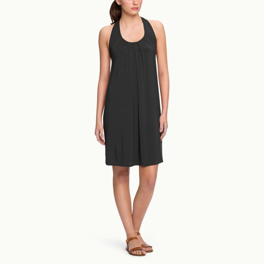 NAU Women's Repose Tank Dress - CAVIAR