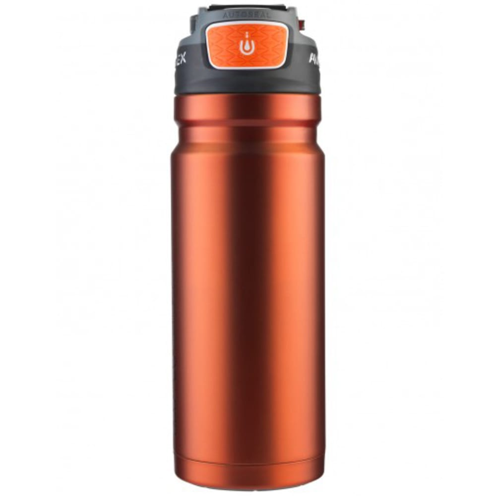AVEX ReCharge Autoseal® Stainless Steel Travel Mug - ORANGE