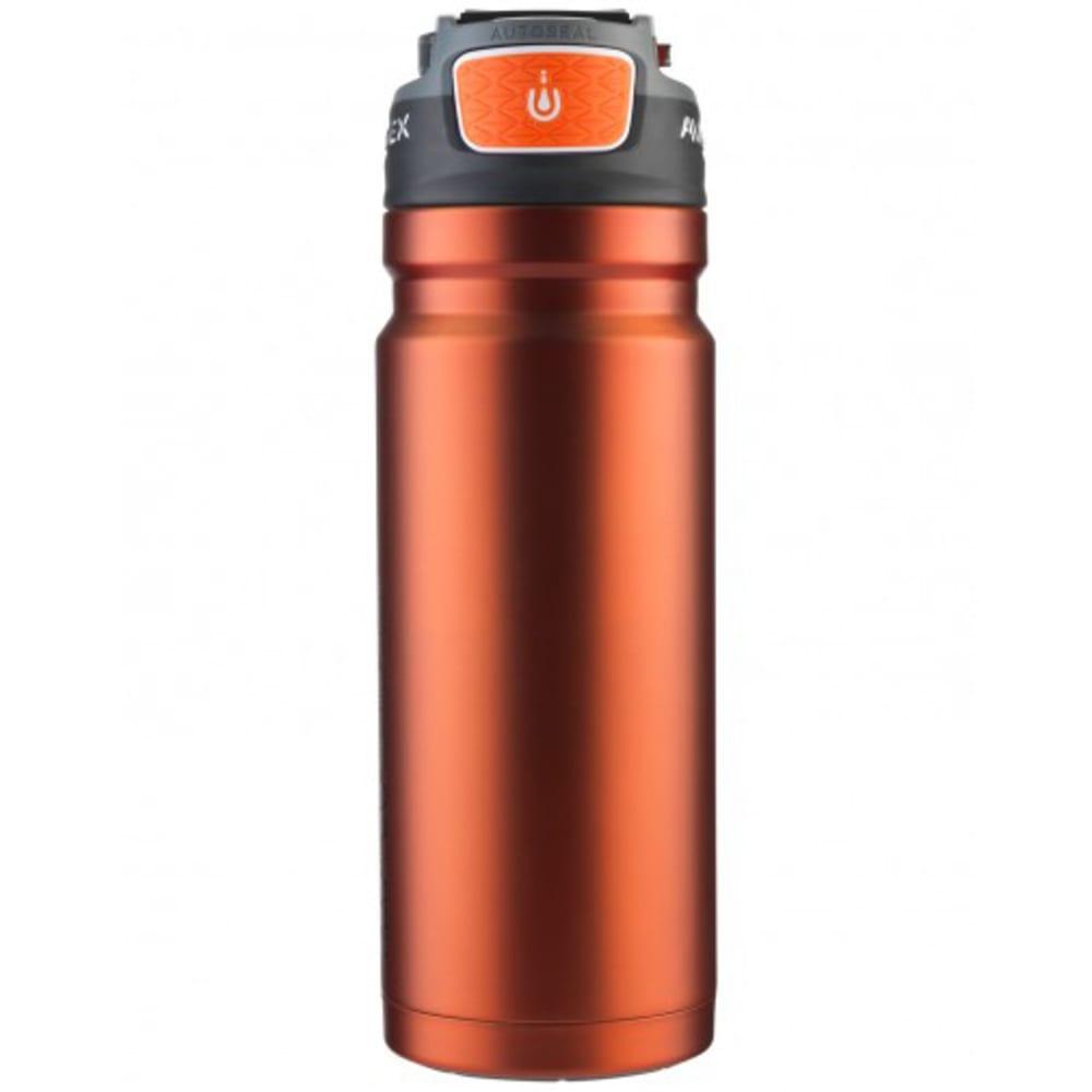 AVEX ReCharge Autoseal® Stainless Steel Travel Mug - ORANGE