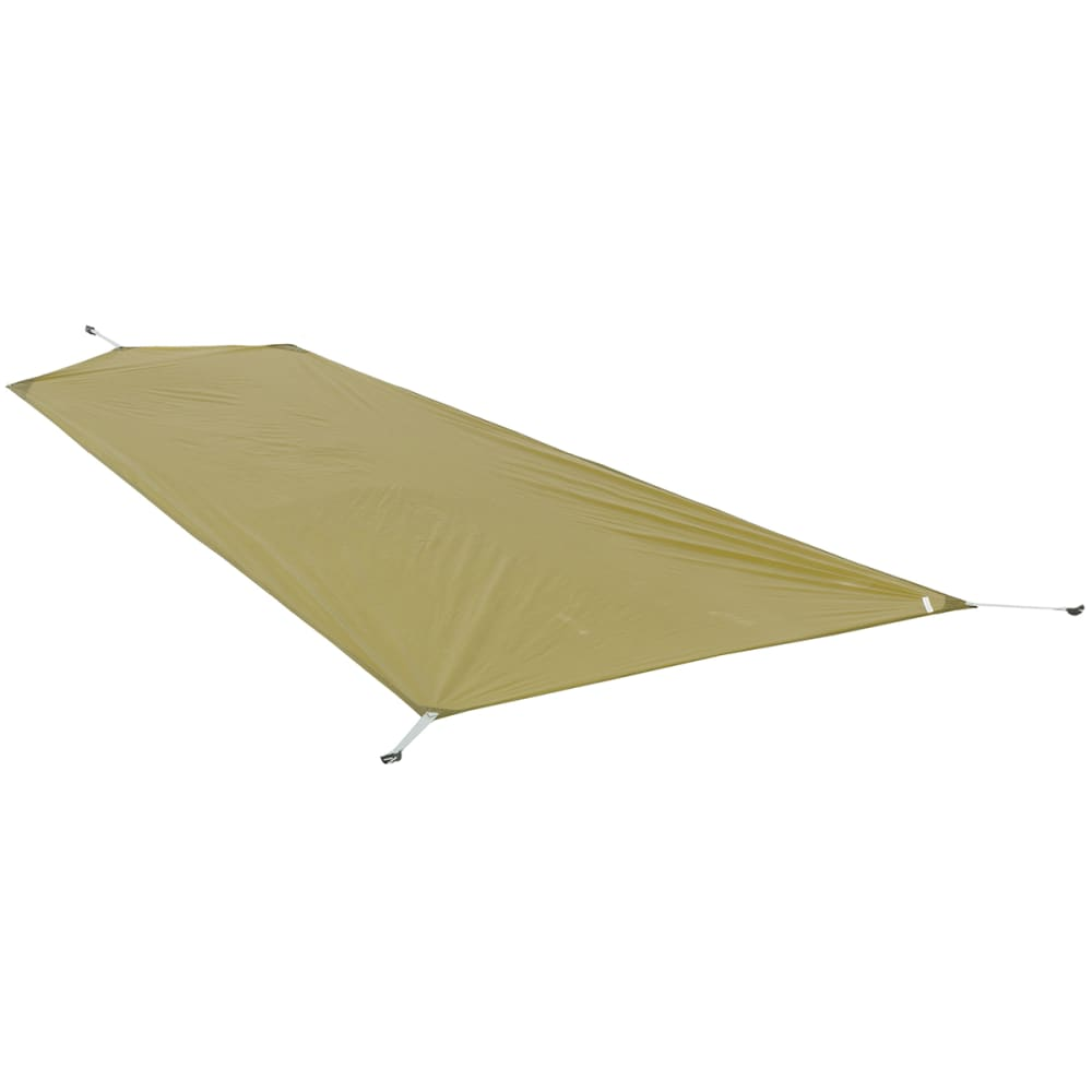 BIG AGNES Seedhouse SL1 Tent Footprint - GREEN