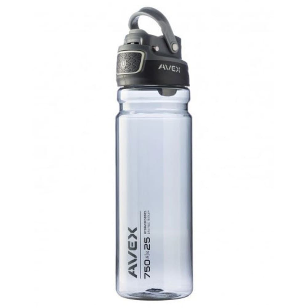 AVEX 25 oz. Freeflow Water Bottle - CHARCOAL