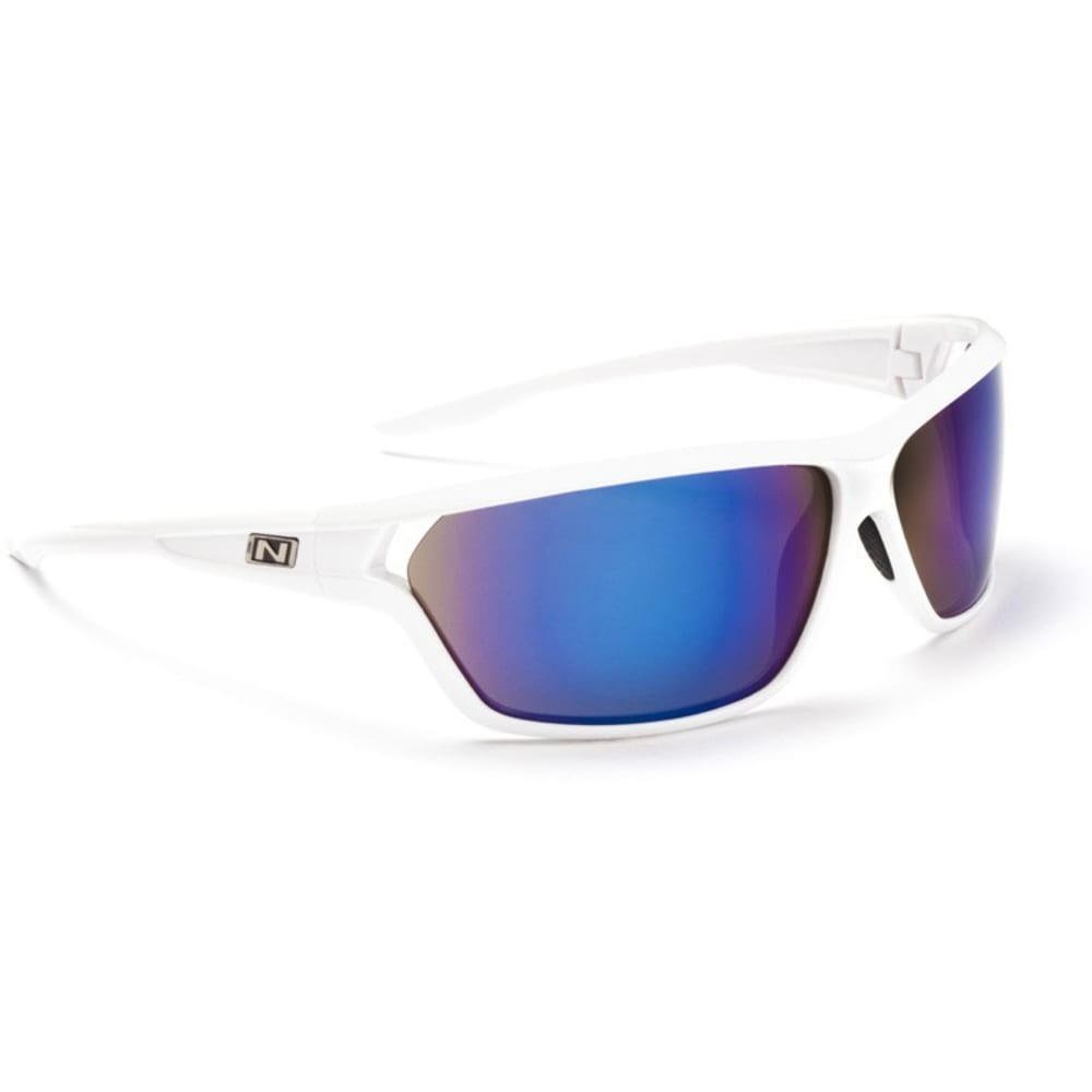 OPTIC NERVE Dedisse Sunglasses - WHITE