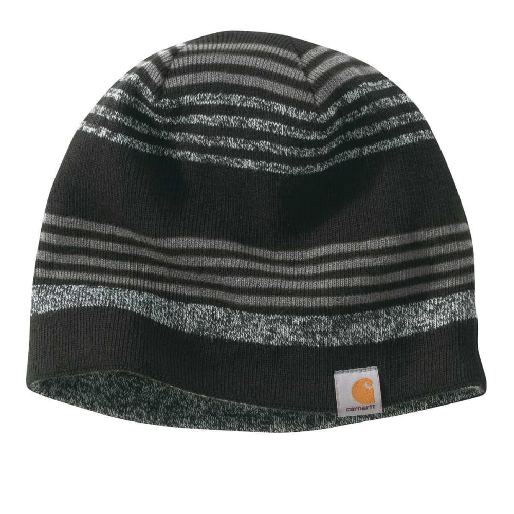 CARHARTT Men's Gunnison Reversible Hat - CHARCOAL HTR 021