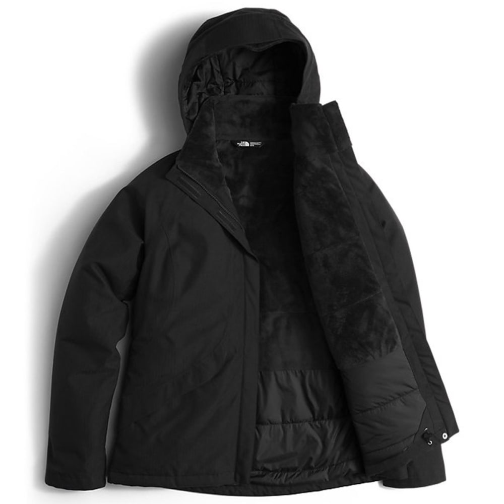 THE NORTH FACE Women's Inlux Insulated Jacket - TNF BLACK-JK3