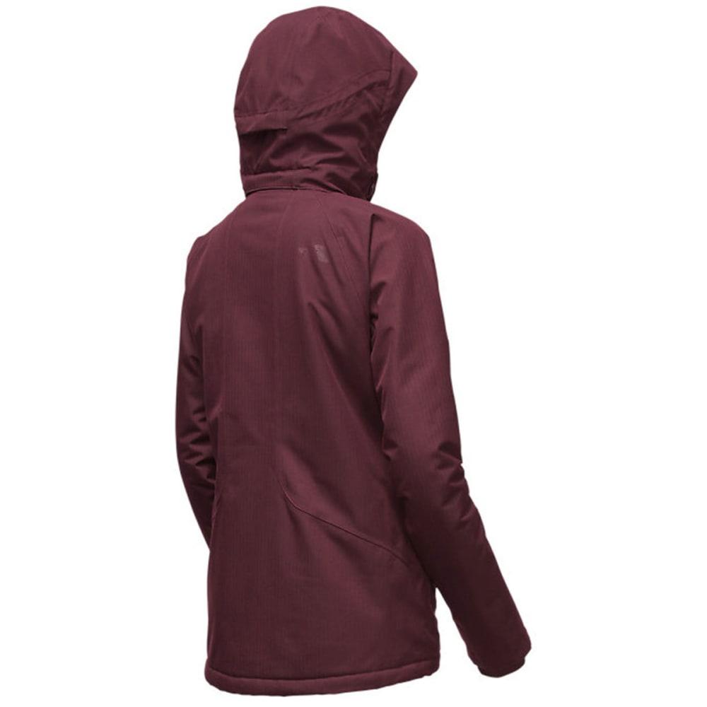 THE NORTH FACE Women's Inlux Insulated Jacket - DEEP GARNET-HJM