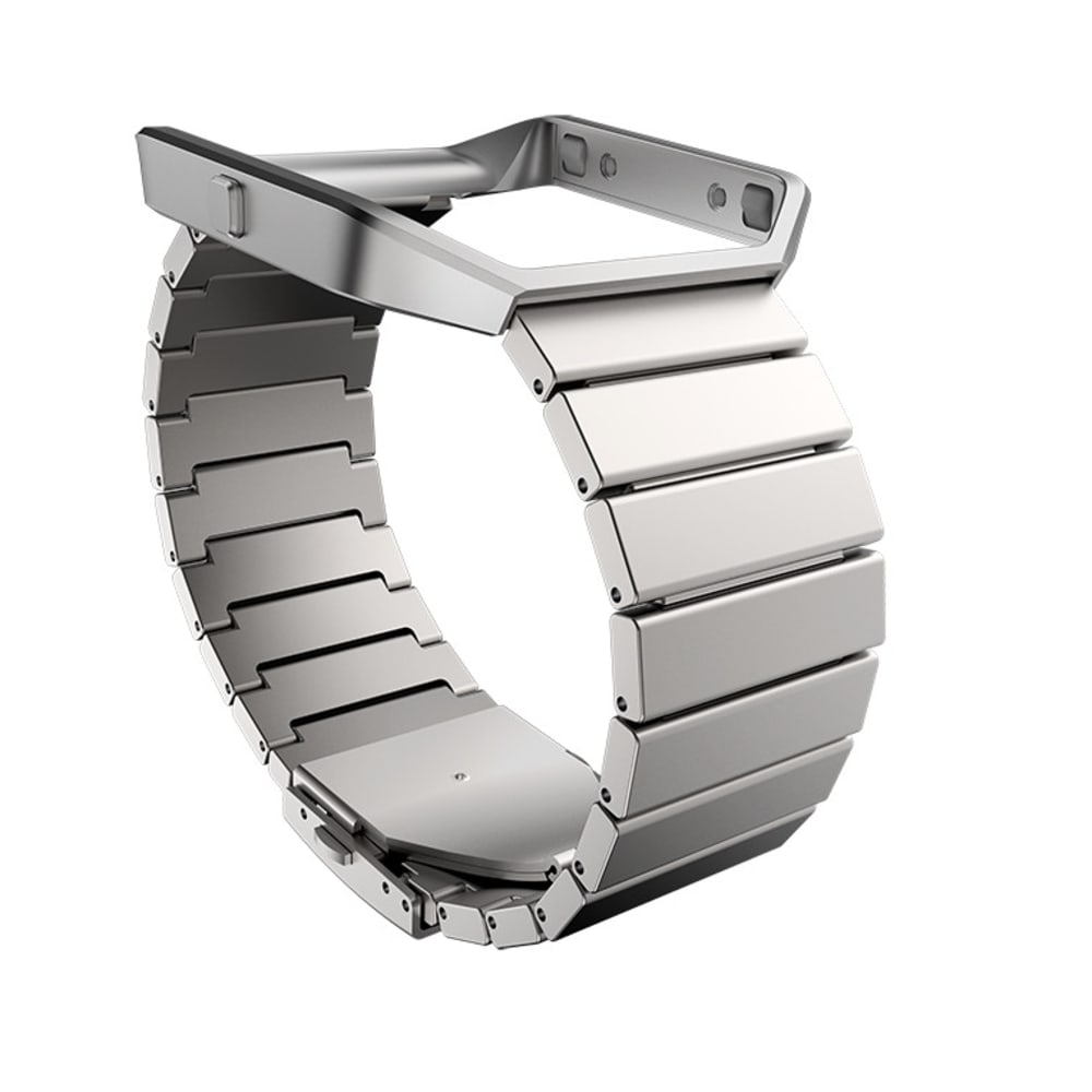 FITBIT Blaze Metal Links Band, Standard - SILVER METAL