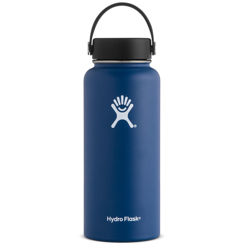 HYDRO FLASK 32 OZ Wide Mouth, Cobalt - COBALT