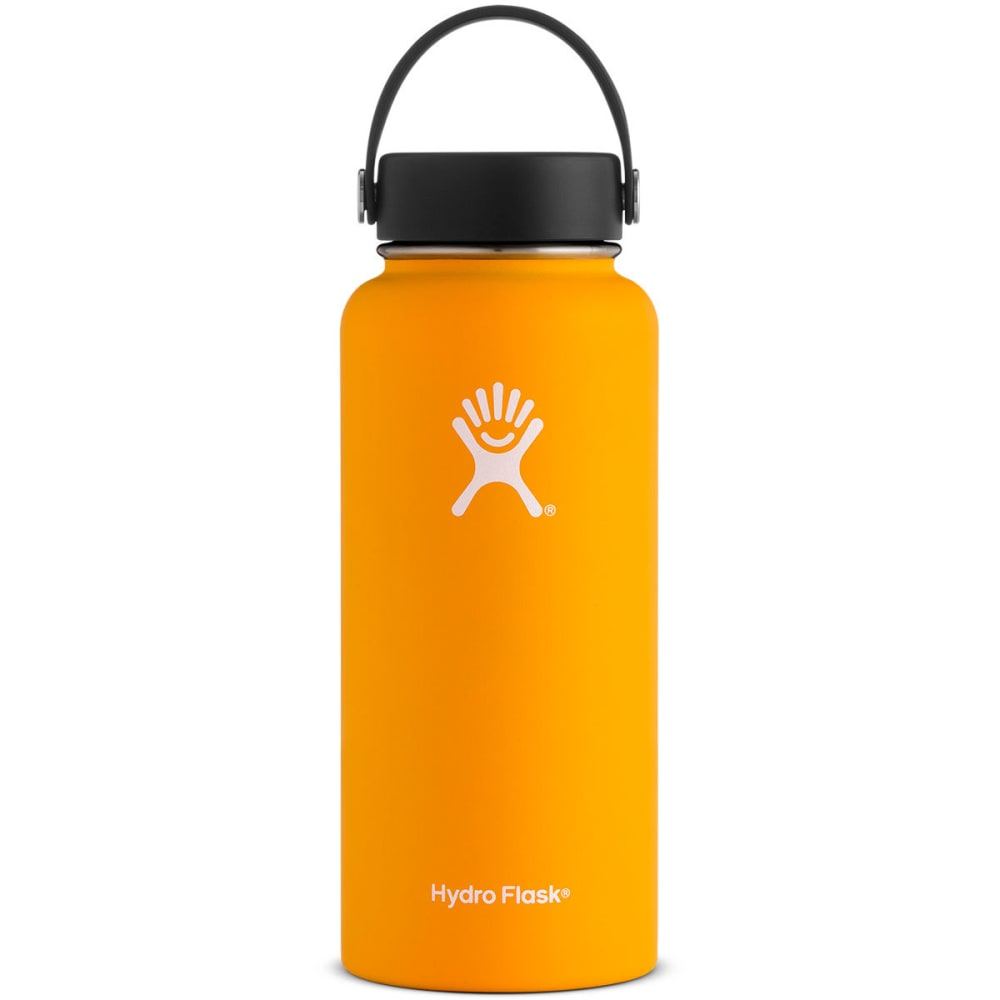 HYDRO FLASK 32 OZ Wide Mouth, Mango - MANGO