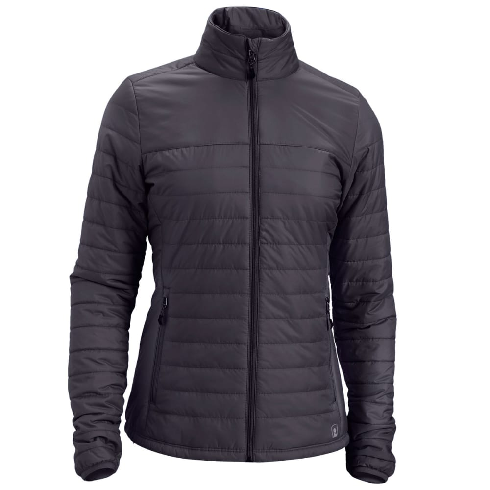 EMS® Women's Prima Pack Insulator Jacket - BLACK