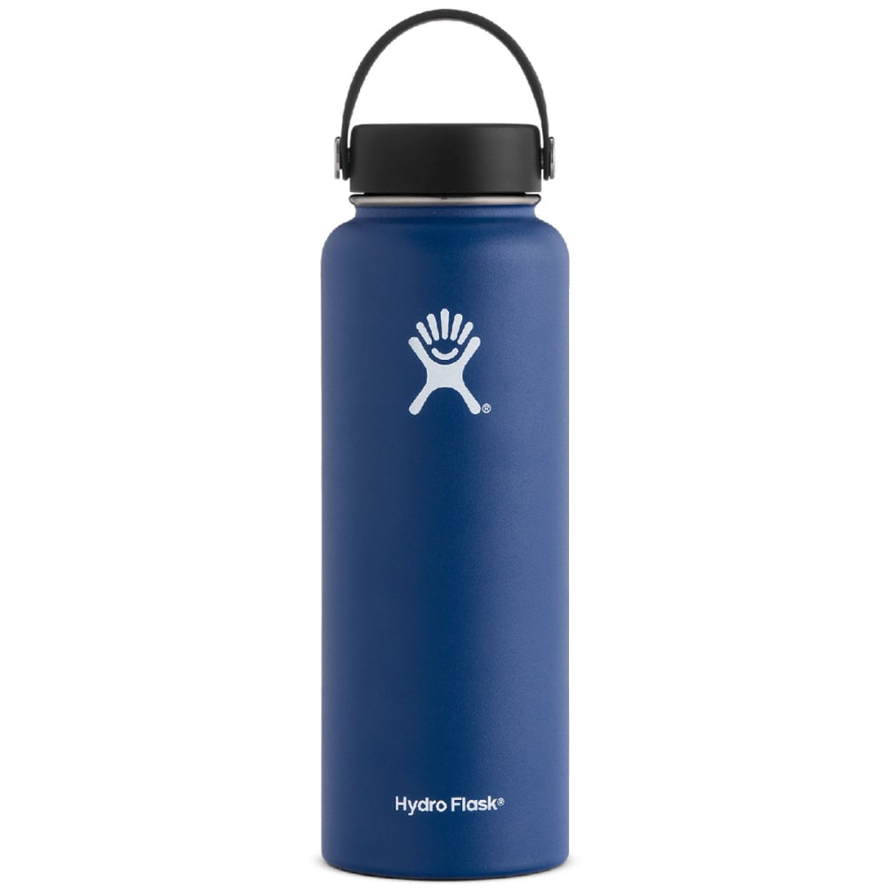 HYDRO FLASK 40 OZ Wide Mouth, Cobalt - COBALT