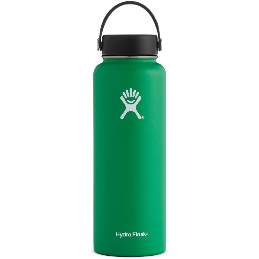 HYDRO FLASK 40 OZ Wide Mouth, Forest - FOREST