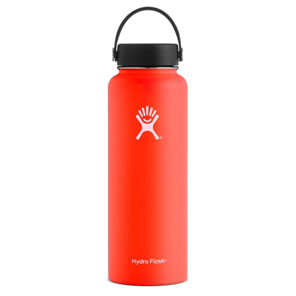 HYDRO FLASK 40 oz. Wide Mouth Water Bottle - TANGELO