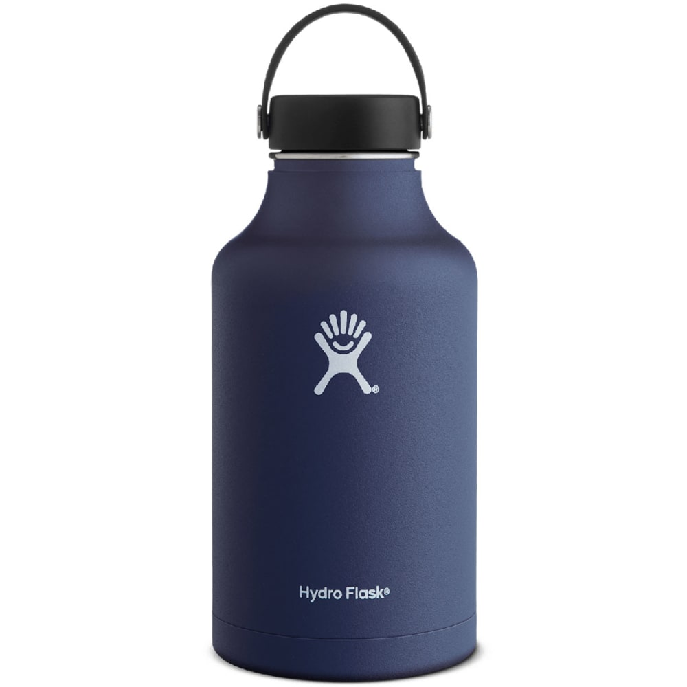 HYDRO FLASK 64 OZ Wide Mouth Water Bottle, Cobalt - COBALT