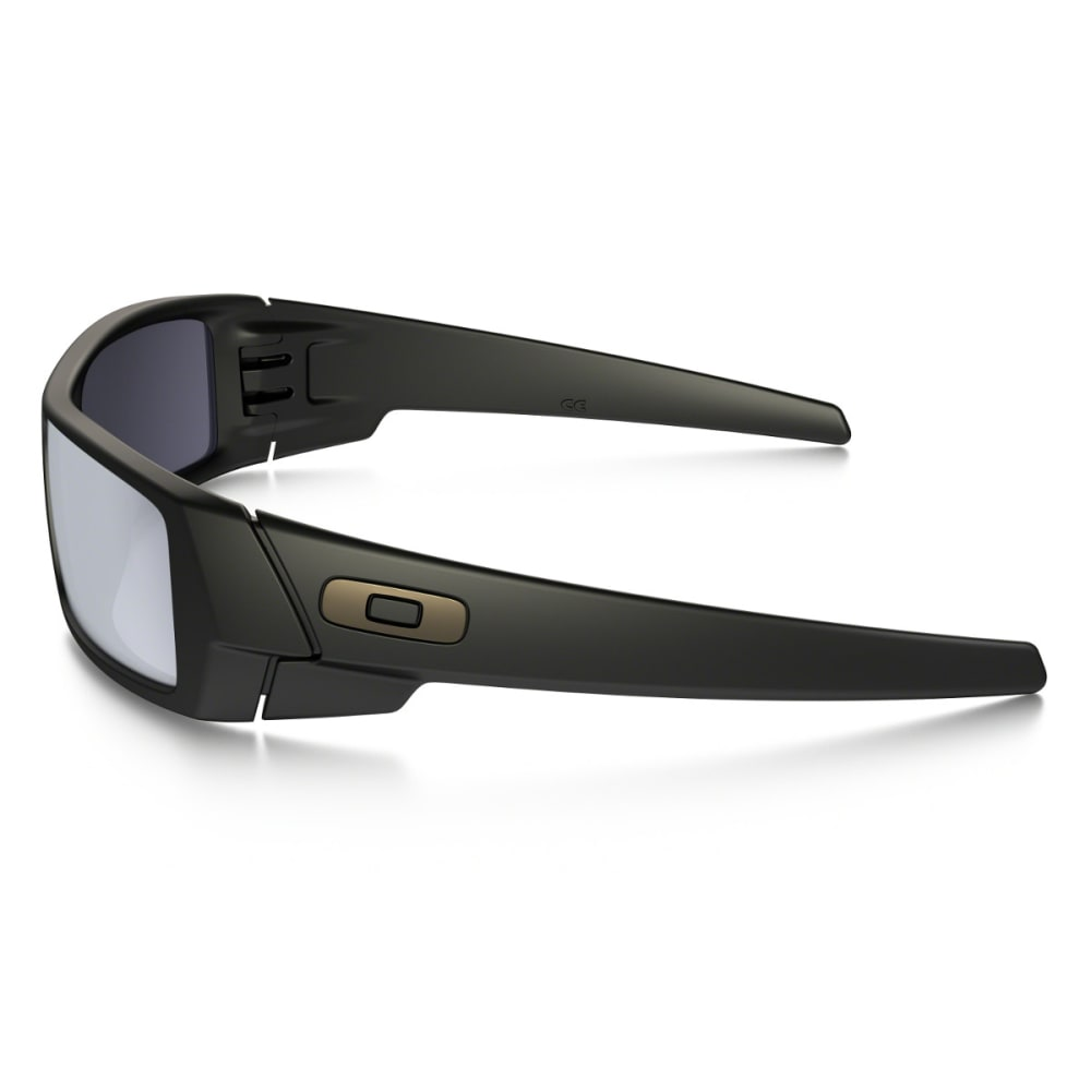 OAKLEY Gascan Sunglasses - BLACK/GREY
