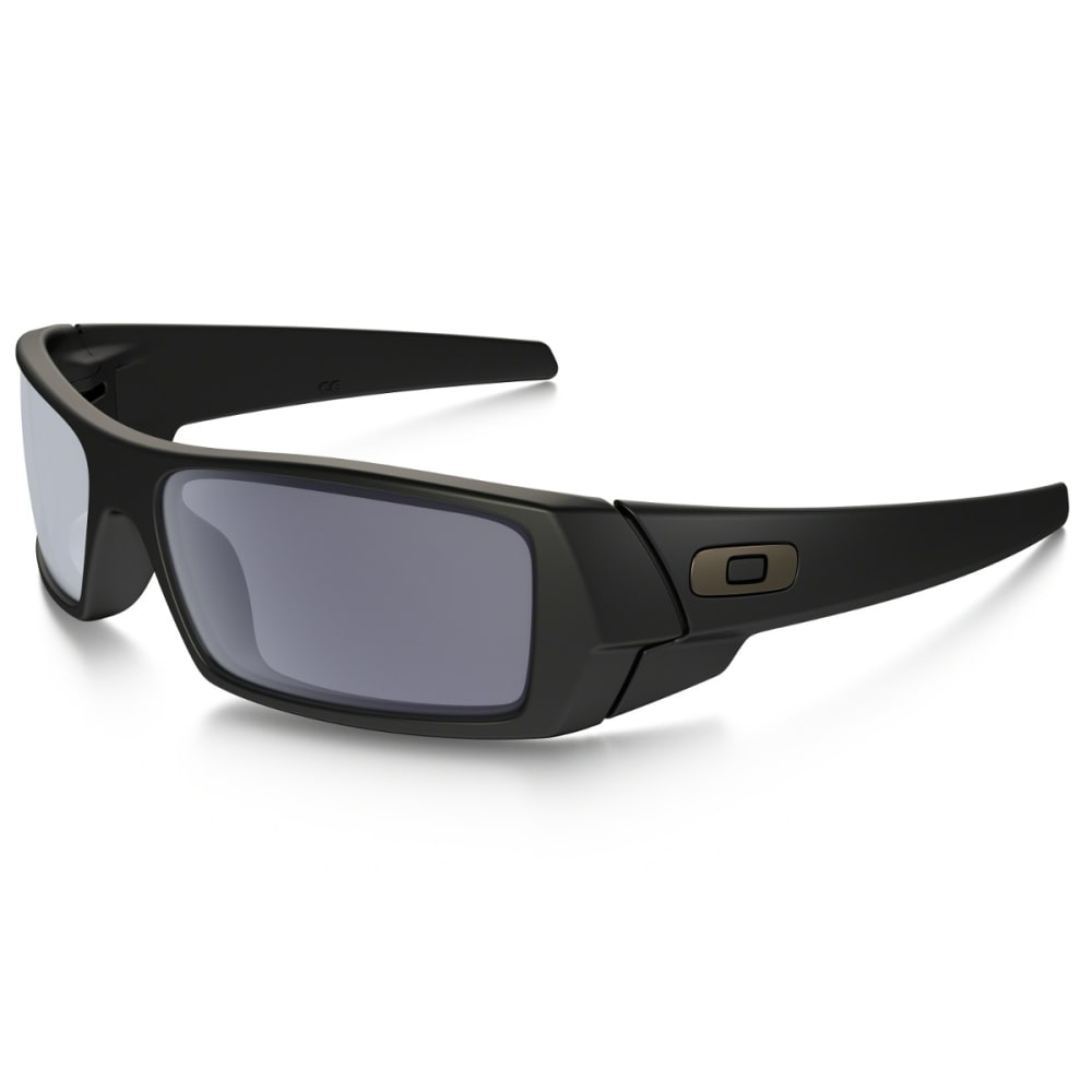 OAKLEY Gascan Sunglasses - BLACK/GREY