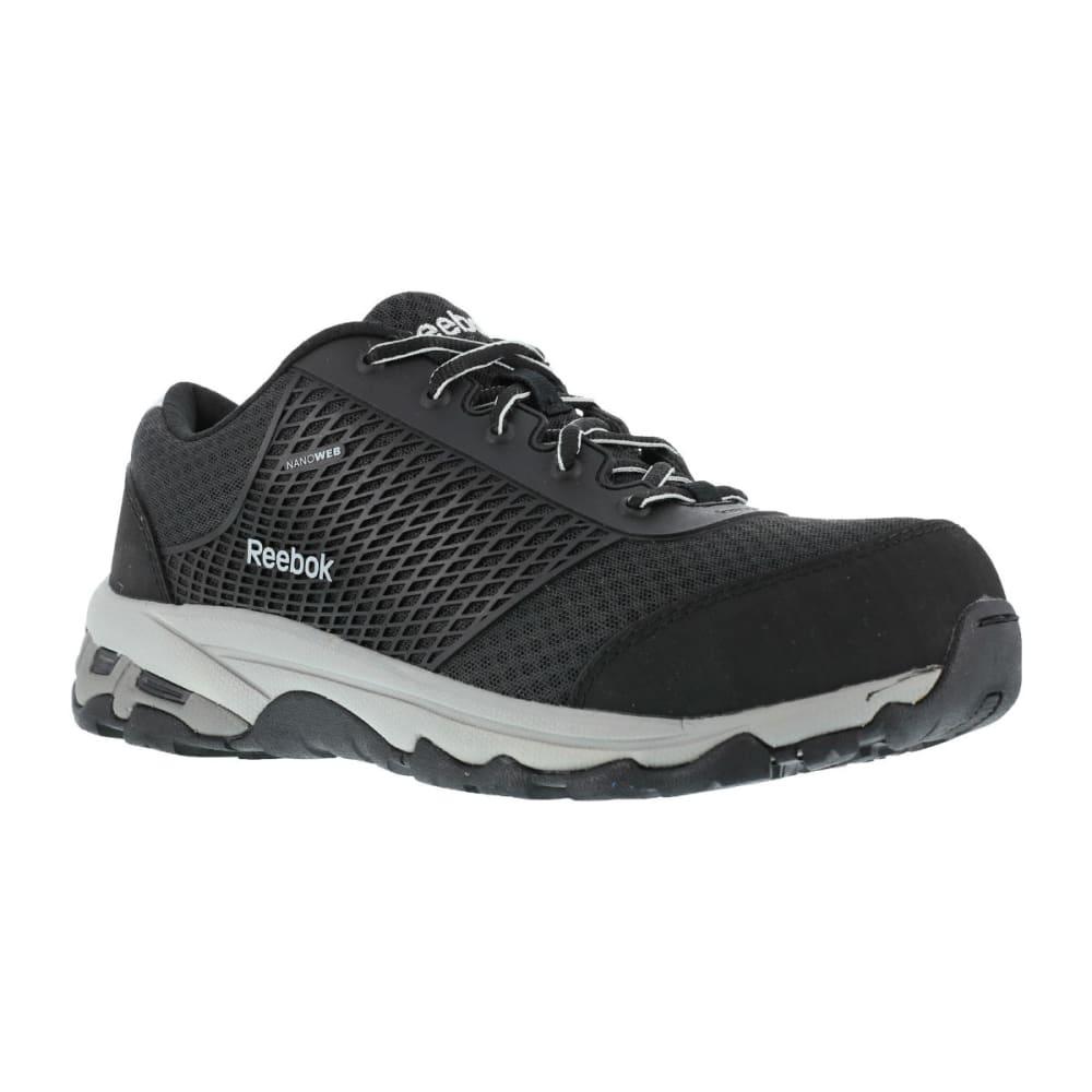 REEBOK WORK Men's Heckler Shoes - BLACK