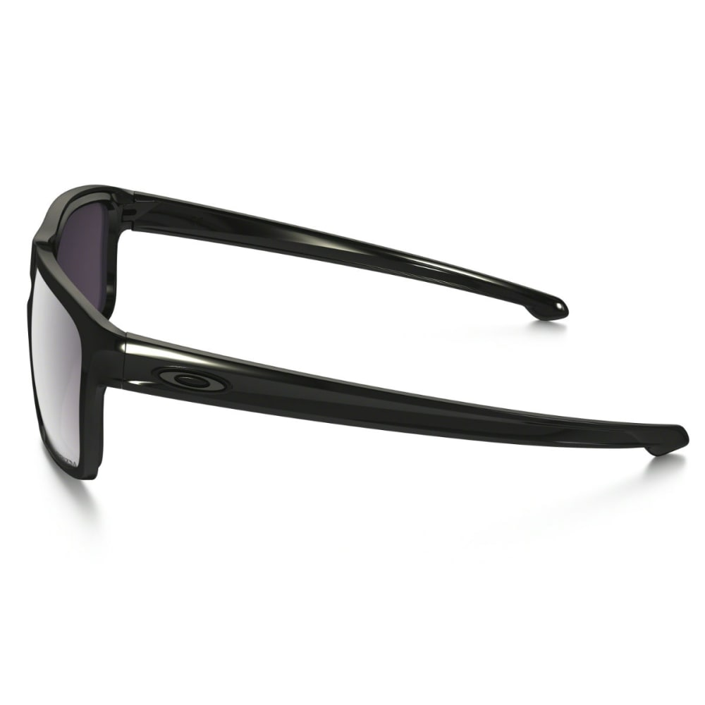 OAKLEY Sliver Prizm Daily Polarized Sunglasses - POLISHED BLK/PRIZM