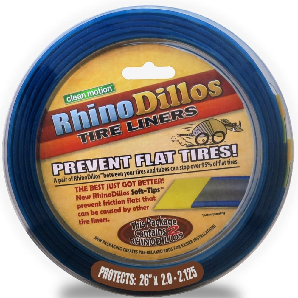 RHINODILLOS Tire Liners, 26 x 2.0-2.125 - NO COLOR