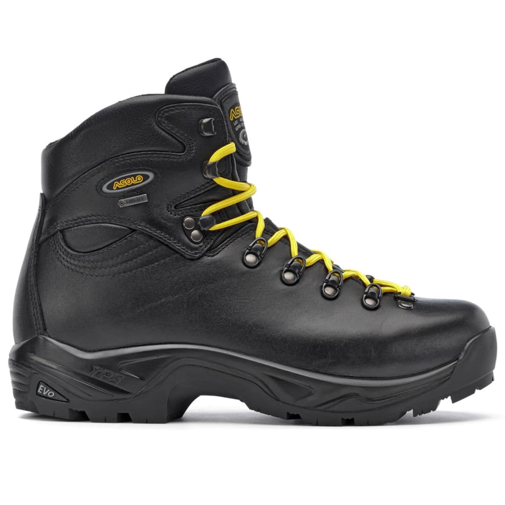 ASOLO Men's TPS 520 GV EVO Backpacking Boots - BLACK