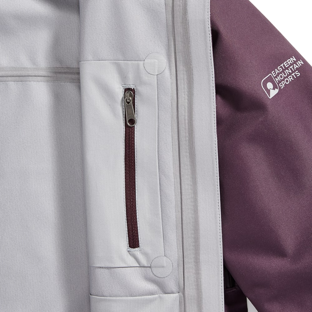 EMS® Women's Polartec® NeoShell Helix Jacket - PLUM PERFECT
