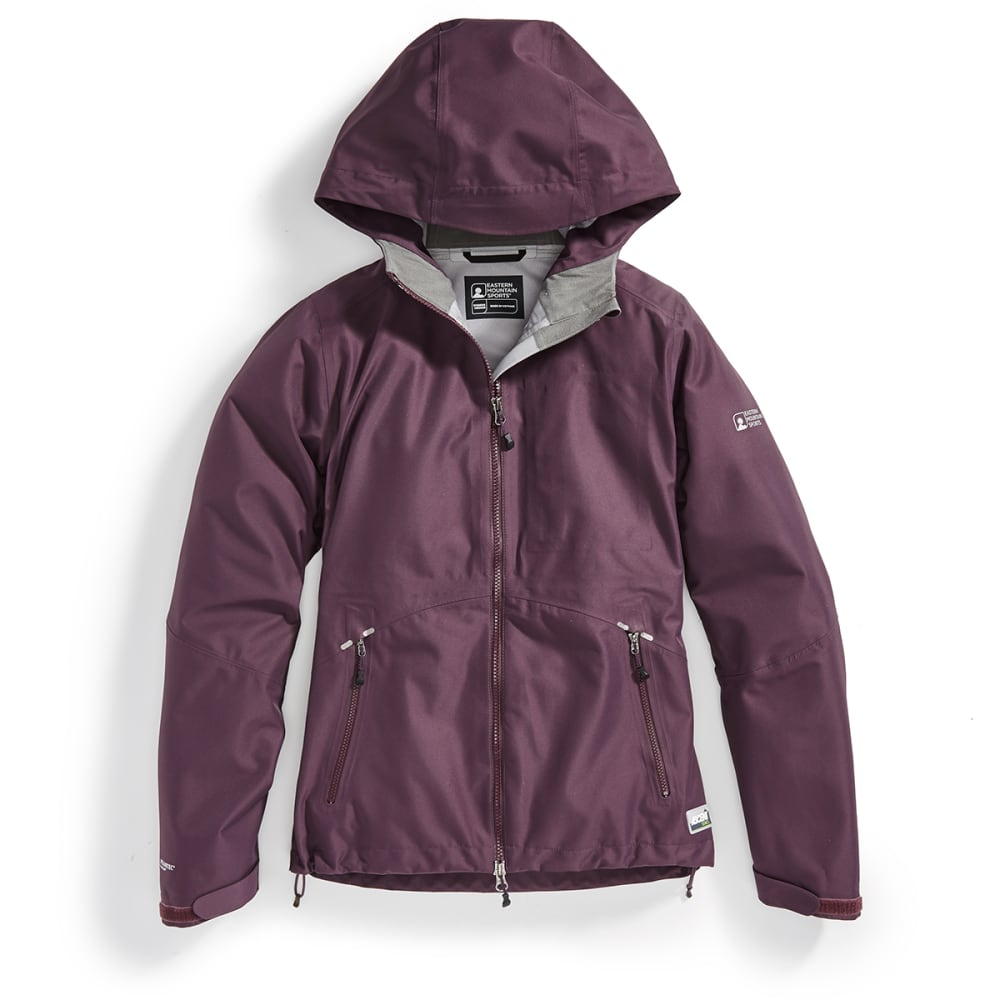 EMS® Women's Polartec® NeoShell Helix Jacket - PLUM PERFECT
