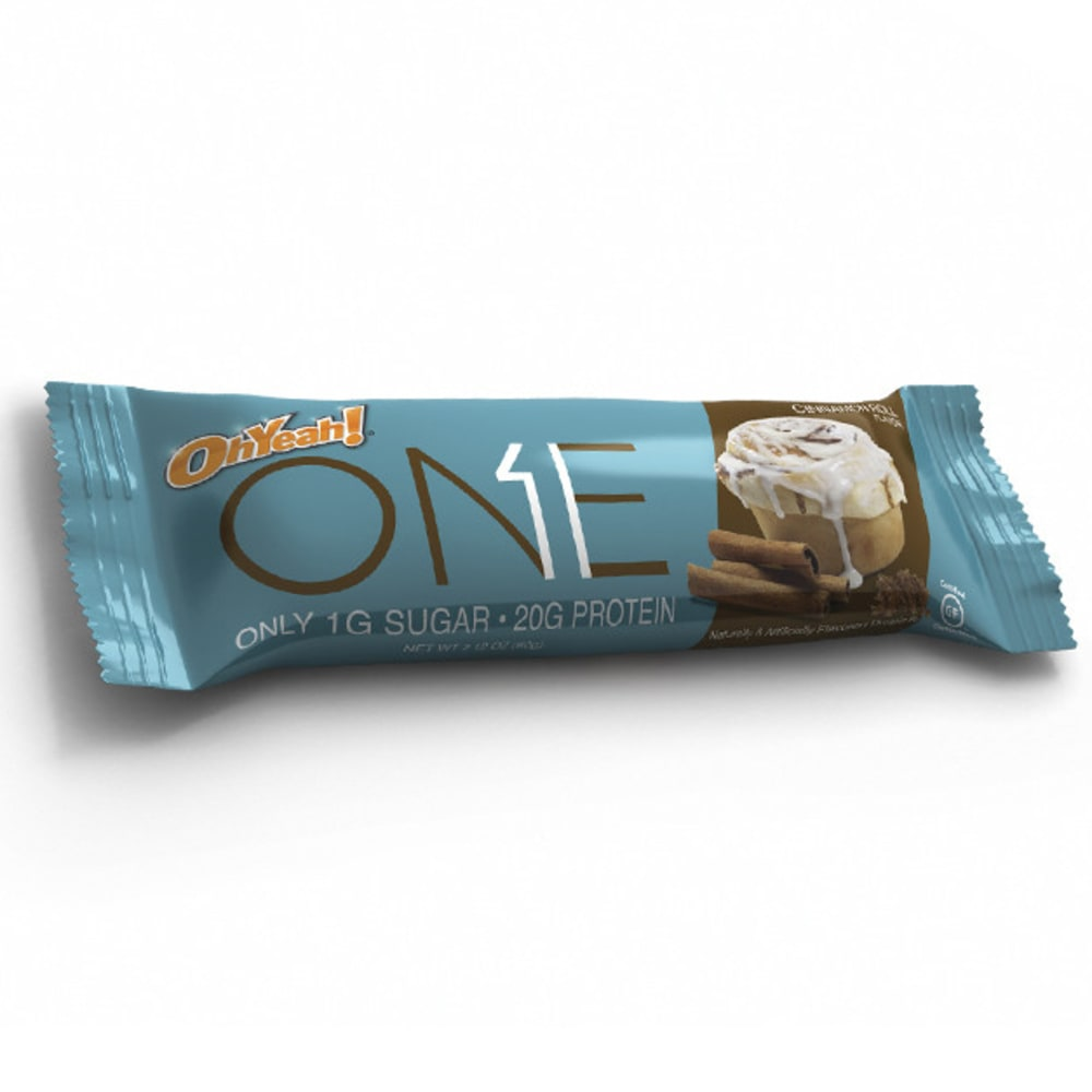 OH YEAH! One Bar - CINNAMON ROLL/100350
