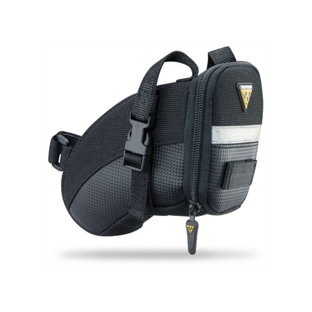 TOPEAK Aero Wedge Pack with Straps, Small - NO COLOR
