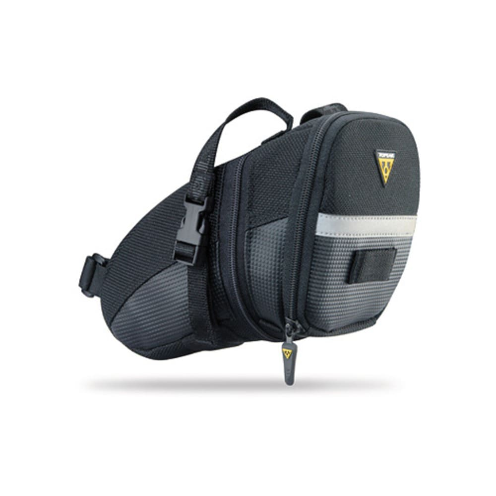 TOPEAK Large Aero Wedge Pack With Straps - NO COLOR
