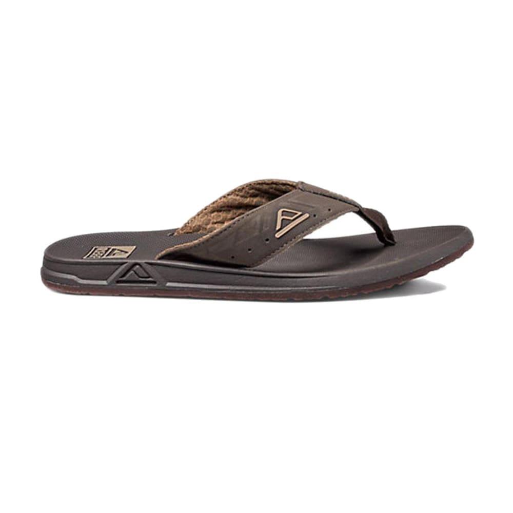 REEF Men's Phantoms Sport Sandals, Brown - BROWN