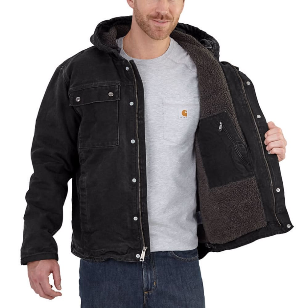 CARHARTT Men's Bartlett Jacket - 001 BLACK