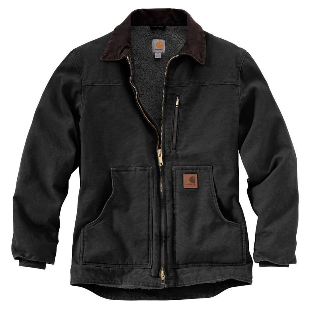 CARHARTT Men's Sandstone Ridge Coat - BLACK BLK