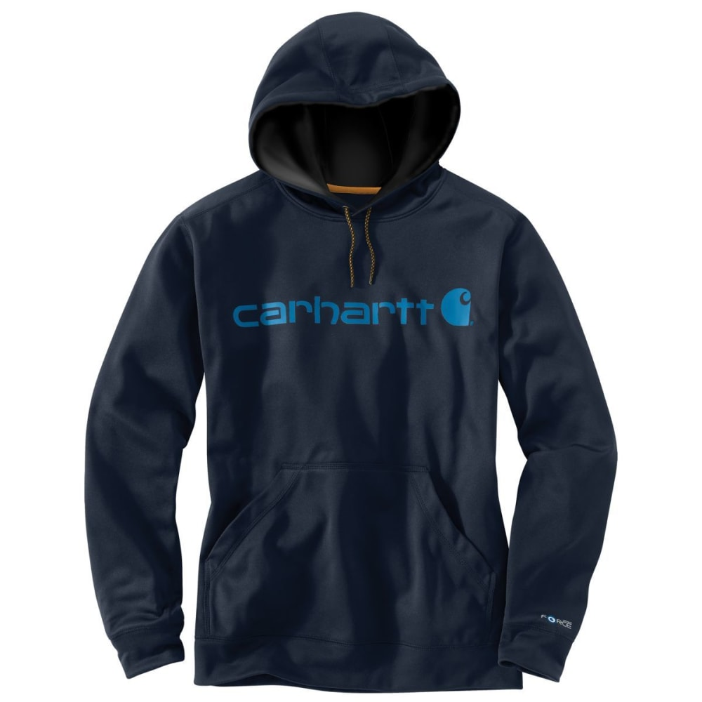 CARHARTT Men's Force Extremes Hoodie - 412 NAVY