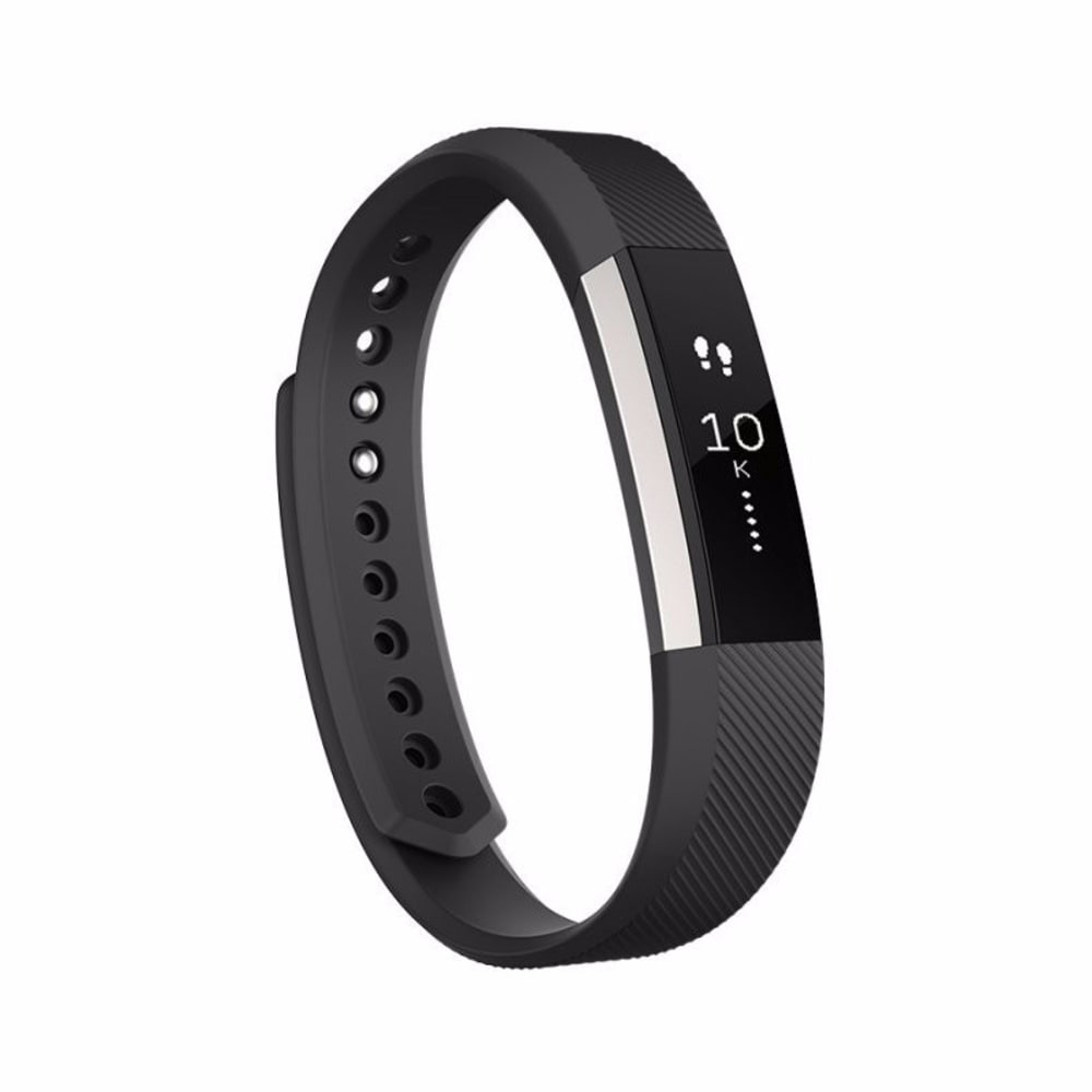 FITBIT Alta Activity Tracker, Black, Large - BLACK