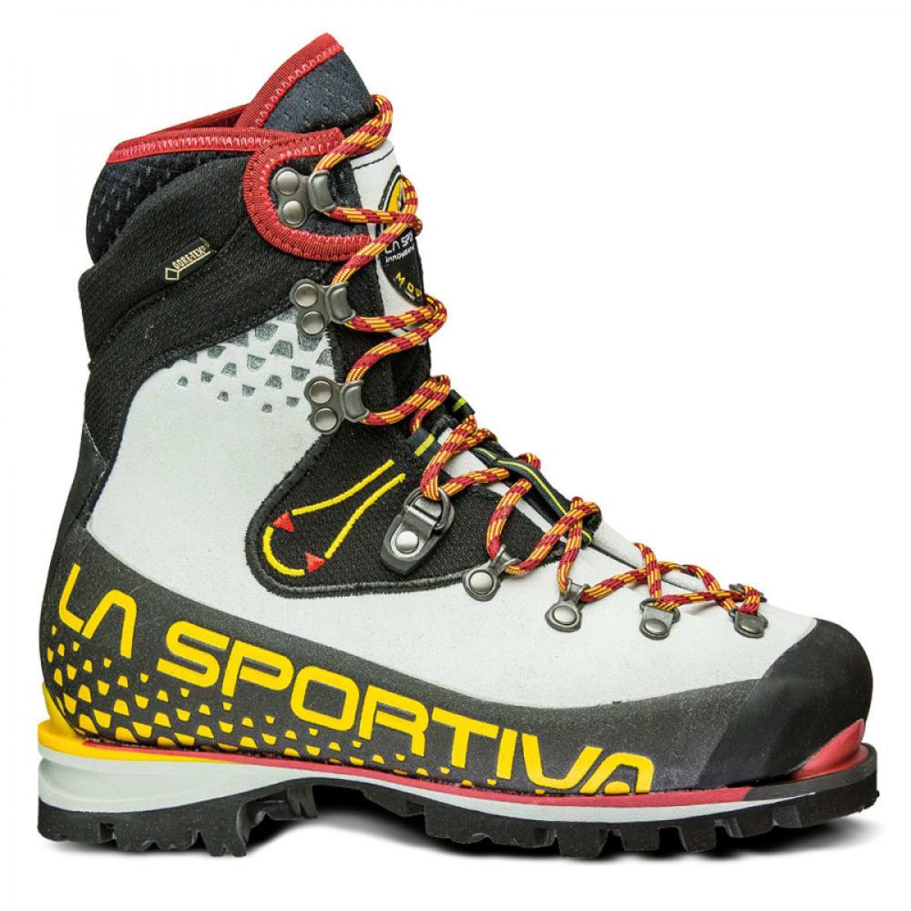 LA SPORTIVA Women's Nepal Cube GTX Mountaineering Boots - ICE