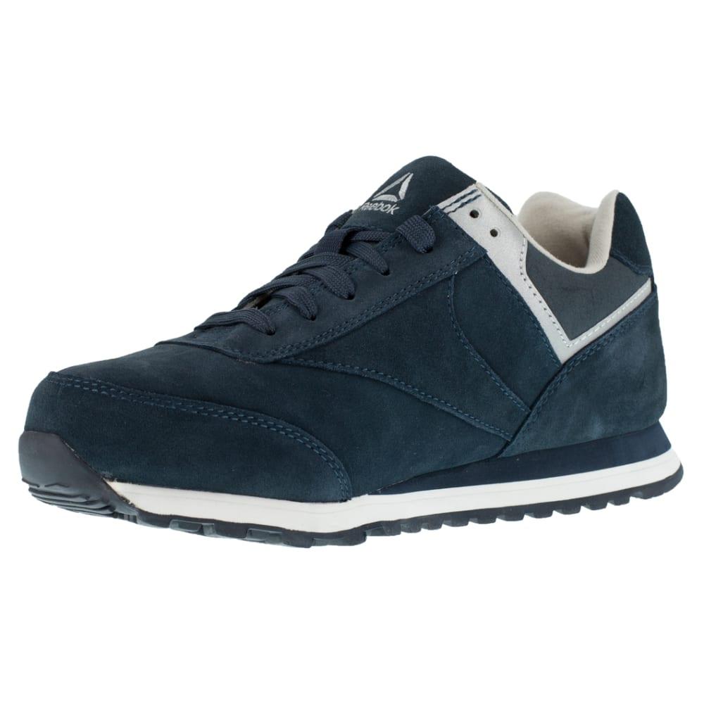 REEBOK WORK Men's Leelap Shoes, Wide - NAVY