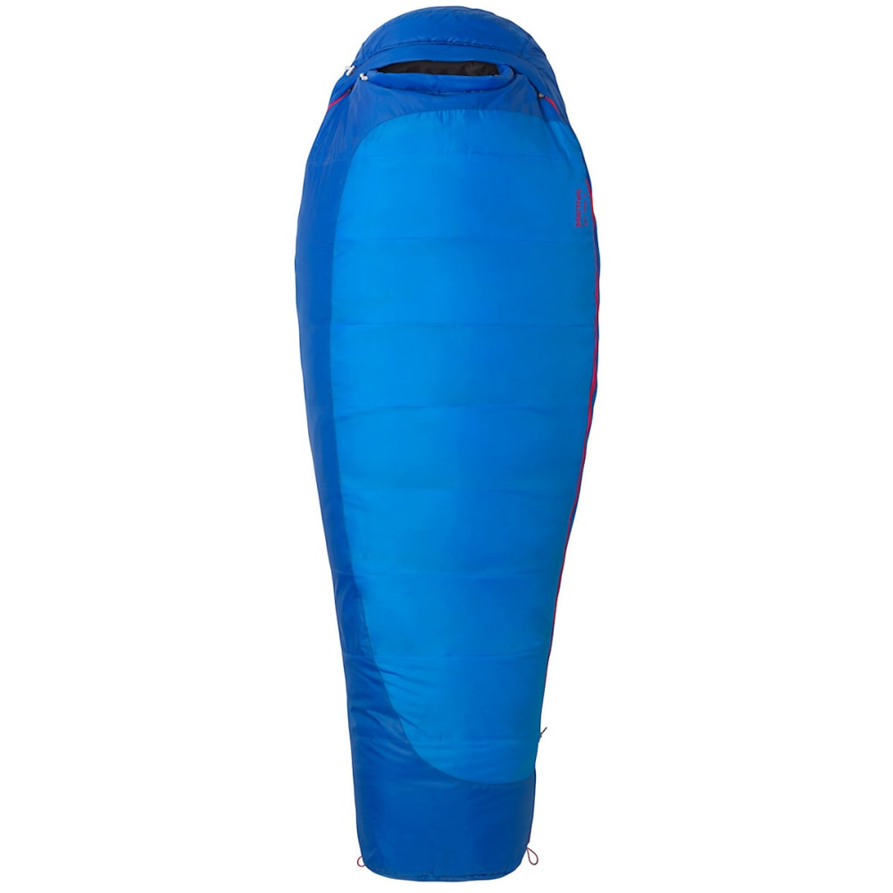 MARMOT Women's Trestles 15 Sleeping Bag - CEYLON BLUE/LAPIS