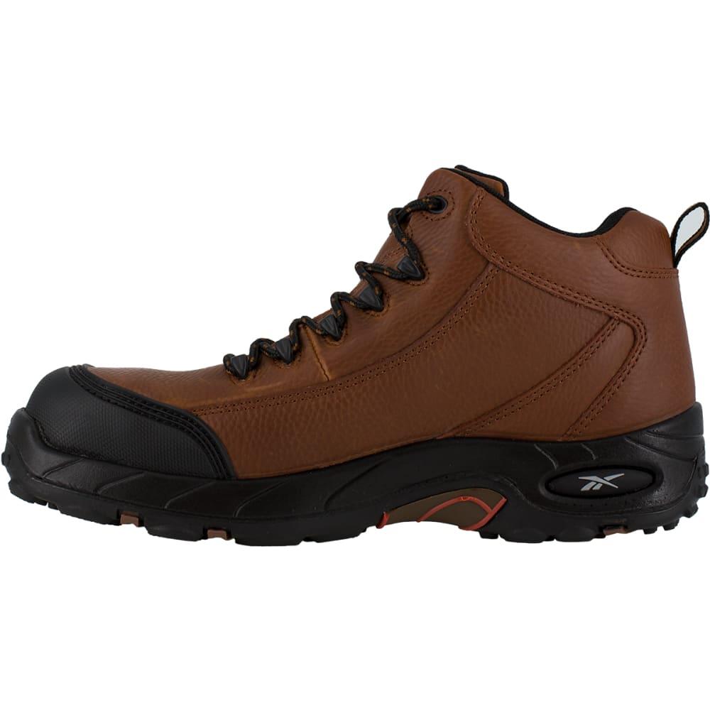 REEBOK WORK Men's Tiahawk Hiker Boots, Extra Wide - BROWN