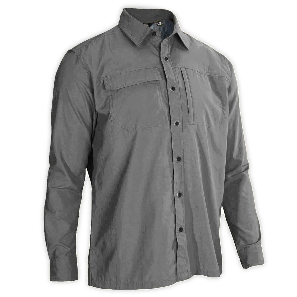 EMS® Men's Trailhead UPF Long-Sleeve Shirt - TURBULENCE