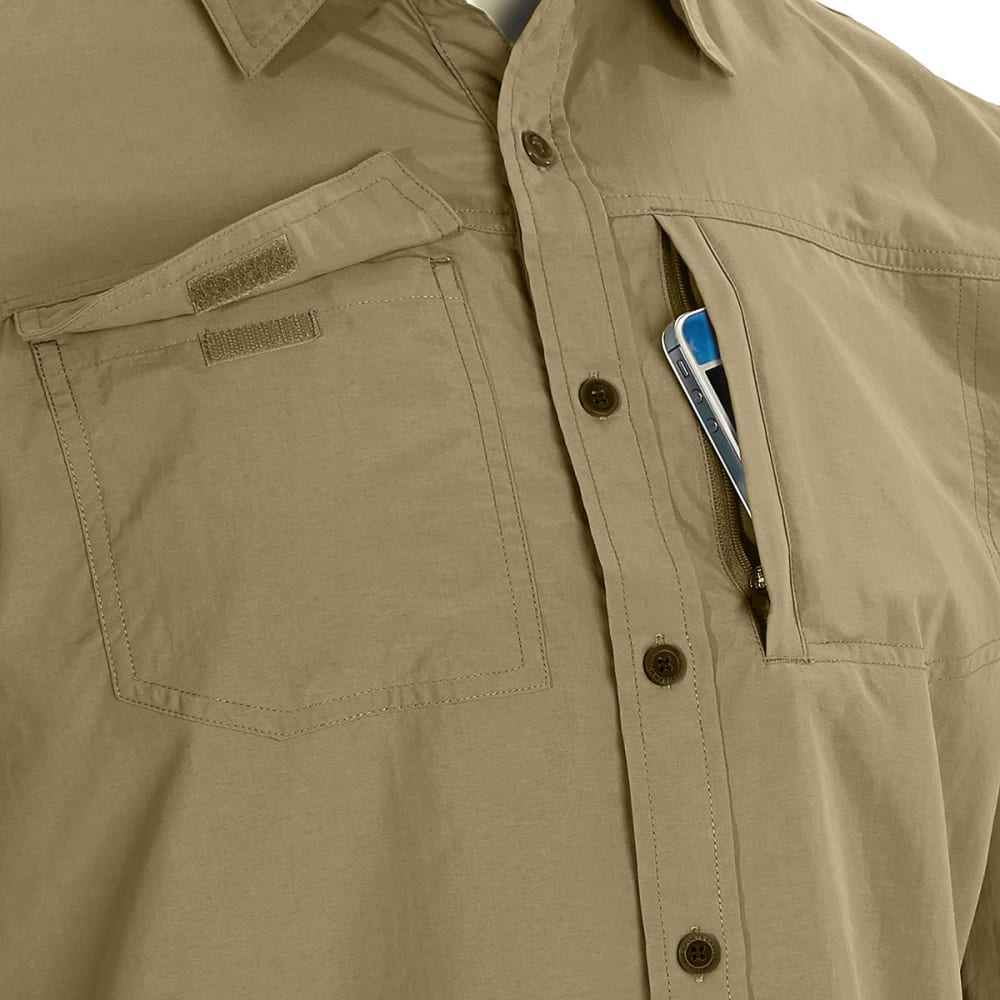 EMS® Men's Trailhead UPF Long-Sleeve Shirt - KELP